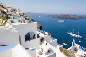 HIKING THE GREEK ISLES