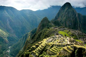 HIGH ON PERU